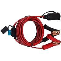 Digit.Tail Cable alargador para Encendedor De Cigarrillos, [4m