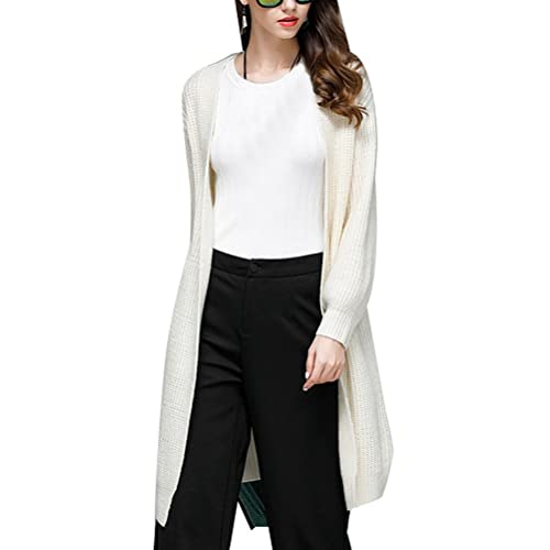Zhhlinyuan Diseño de moda Ladies Korean Style Elastic Knitted Sweater Cardigan Tops Slim fit for Wom...
