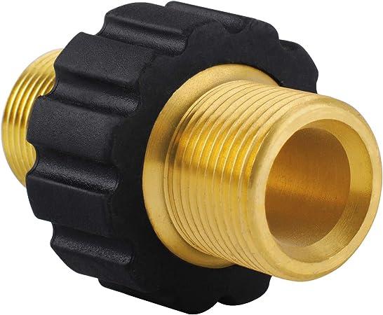 Amazon Com Gekufa Pressure Washer Hose M22 Coupler Metric M22 14
