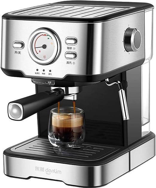 KOUDAG Cafetera 20Bar Máquina de café Espresso Máquina de Vapor ...