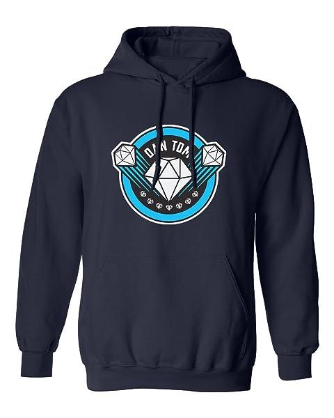 Shirt Dantdm!!!!, Spinner, Lol, Cool - Dan Tom S Hooded