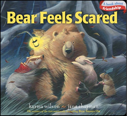Bear Feels Scared (The Bear Books) -
