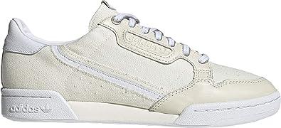 vaquero abajo Barrio  Amazon.com | adidas Continental 80 Donald Glover Off White - Eg1760 - Size  | Shoes