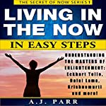 Living in the Now in Easy Steps: The Secret of Now Series, Book 1 | A.J. Parr