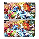 #6: POKEMON XY for New Nintendo 3DS XL Skin Vinyl Decal Stickers + Screen Protectors