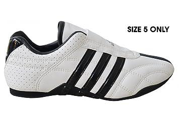 newest 8af99 857ad adidas Adi-Lux Training Shoes - Black (Size 5) taekwondo, karate,