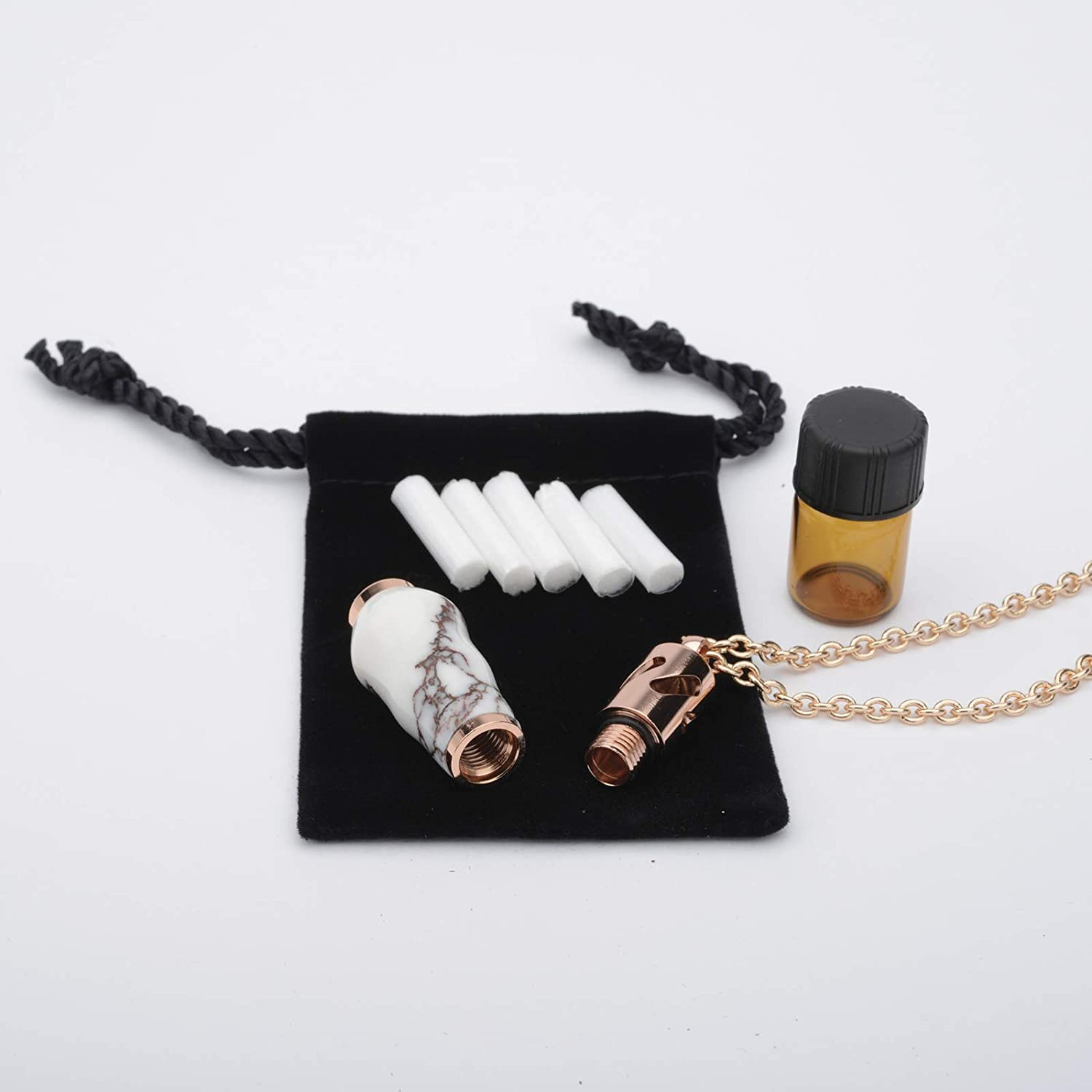 1, 24kt Gold Penn State Industries PKATHN24 Aromatherapy Necklace Woodturning Project Kit