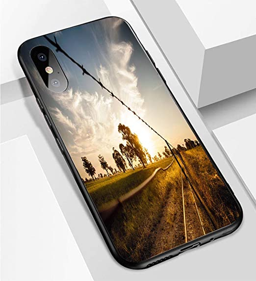 Amazon com: iPhone X/XS Ultra-Thin Phone case Outback