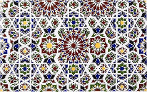 Piastrelle marocchine cucina adesivi in vinile for Mattonelle in vinile