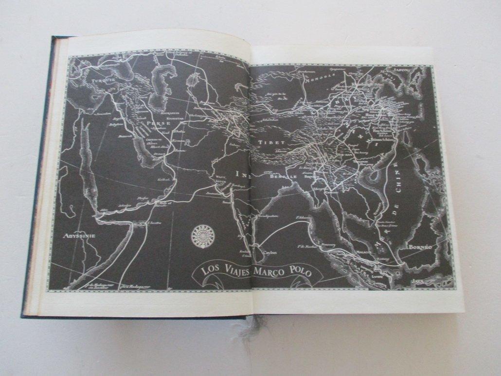 Aquí empieza el libro de Nicer Marco Polo. las maravillas del ...