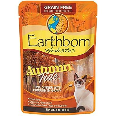 Earthborn Holistic Autumn Tide Grain Free Moist Cat Food, 3 Oz, Case Of 24