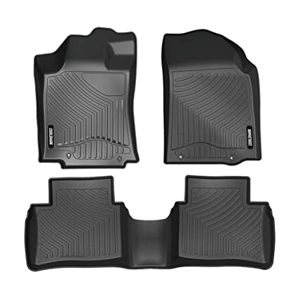 COOLSHARK Floor Liners Custom Fit for 2014-2015 Nissan Altima / 2016-2019 Nissan