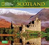 National Geographic Scotland 2019 Wall Calendar