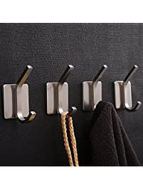 Robe Towel Hooks Amazoncom Kitchen Bath Fixtures