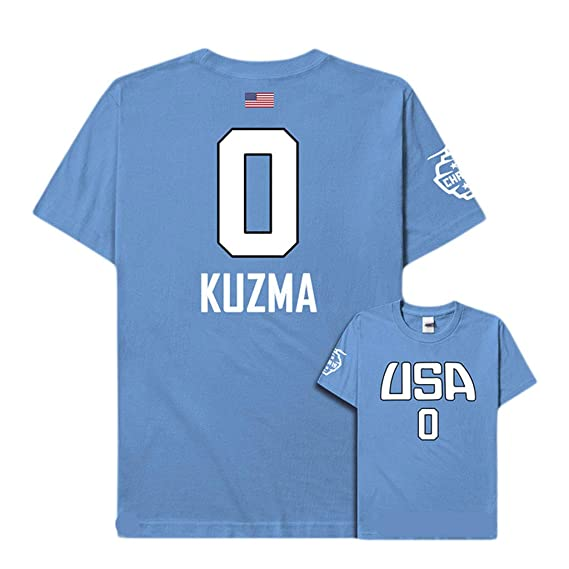 RUZHEN-Rookie Game Kuzma MVP All-Star Lakers Baloncesto Jersey ...