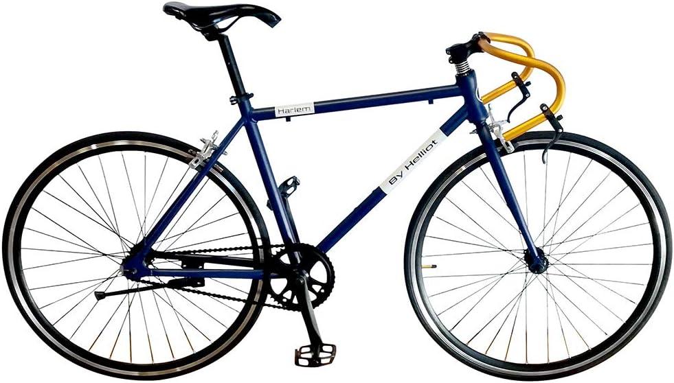 Helliot Bikes Harlem 1 Bicicleta Fixie, Adultos Unisex, Beige ...