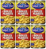 Margaret Holmes 6 Piece Cajun Style Boiled Peanuts, 5.95 Pound
