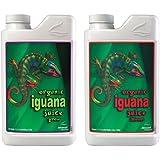Iguana Juice Bloom/Grow Advanced Nutrients 1L Organic & Natural Plant Nutrition Bloom & Grow