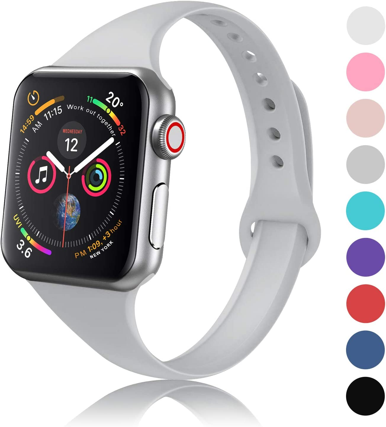 Malla Para Iwatch Series 1/2/3/4 38mm