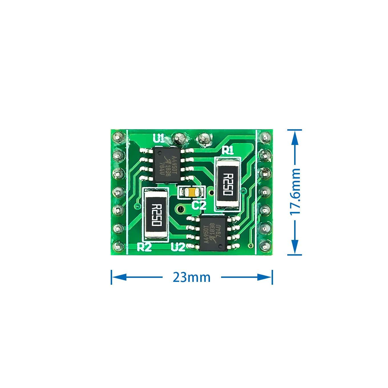 A4950 Dual Motor Drive Module Performance Super TB6612 DC Brushed Motor Driver Board