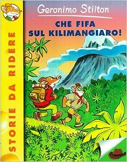 Che fifa sul Kilimangiaro!