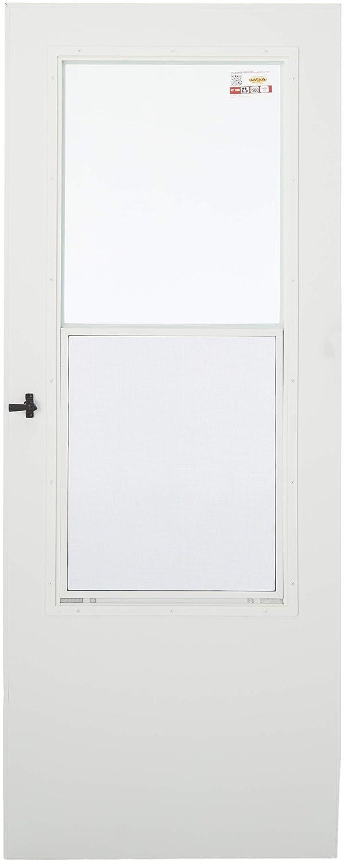 Larson 029831u 298ss 32 White Storm Door Amazon