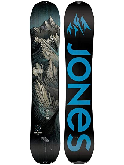 29c04486cdb Amazon.com   Jones Snowboards Explorer Splitboard Wide - Men s ...