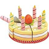 Le Toy Van - 12273 - Jeu d'imitation - Le Gâteau d'anniversaire
