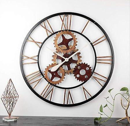 Boyi Horloge Murale Pendule Murale Horloge Muette Horloge