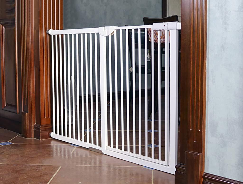 階段、玄関、ドア用の圧力マウントベビーゲート、暗号化ベビーペット隔離ゲートフェンスを高めます (サイズ さいず : 97-103cm) 97-103cm  B07H25589Z