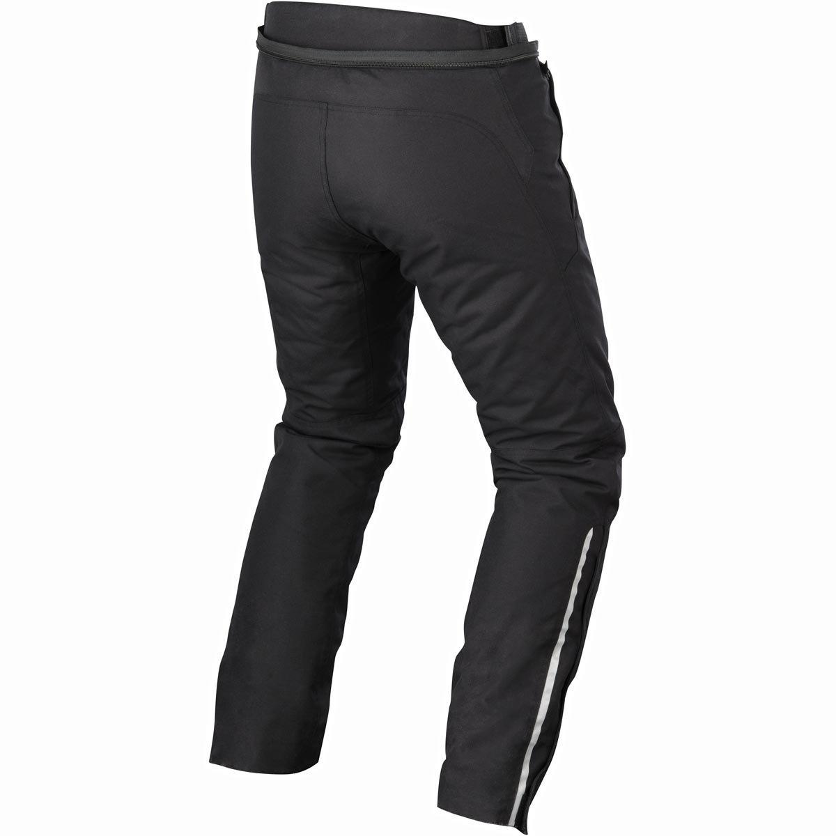Alpinestars Motorcycle Jeans-Patron Gore-Tex Black Size L