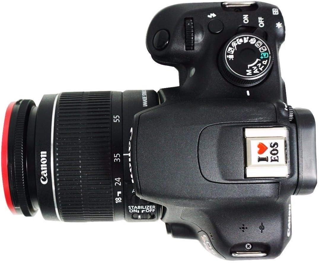 Foto/&Tech Pro Metal Hot Shoe Cover Compatible with Canon RP//M50//6D Mark II//5D Mark IV III II//1D X//5DII//77D 6D 7D 70D 60Da 60D 100D 500D//T7i T6i T5 T5i SL3 SL2//M6//PowerShot G15//G16//G1 Mark II//SX50 HS
