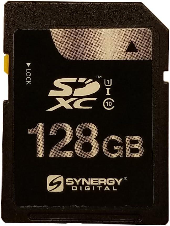 Memory Card 2 x 128GB Secure Digital Class 10 Extreme Capacity SDXC