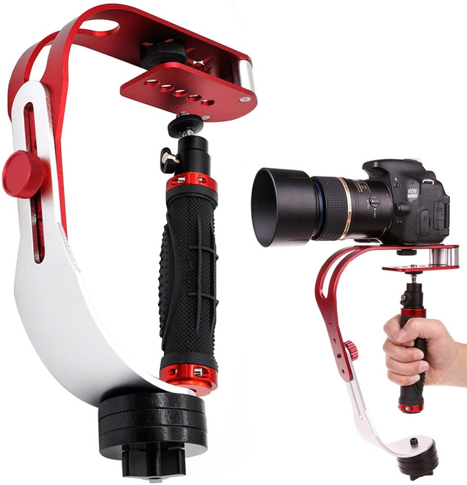 Universal Handheld Video Stabilizer Steady cam for DSLR Digital Camera Camcorder