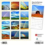 Over the Rainbow 2019 12 x 12 Inch Monthly Square Wall Calendar with Foil Stamped Cover, Scenic Science Nature (Multilingual Edition)