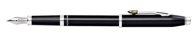 Cross Century II Collectioen for Scuderia Scuderia Scuderia Ferrari Rollerball (Strichstärke 0,7 mm, Schreibfarbe  schwarz, inkl. Premium Geschenkbox) glanzchrom B07H12VSHP | Qualität Produkte  | Abrechnungspreis  | Niedriger Preis  7abaf7