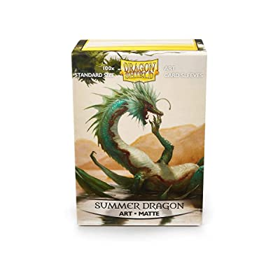 Dragon Shield - Card Sleeves - Mist Colour - 0: Toys & Games