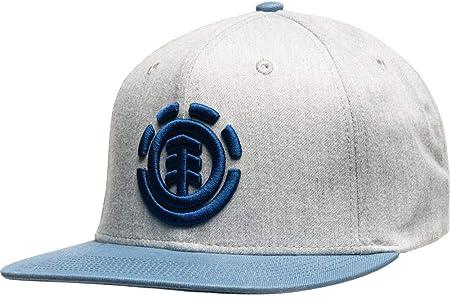 Element cap,Curved panel,100% Algodón, 100% Algodón,Knutsen Cap A,Element logo