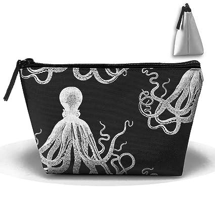 30839fc5108b Amazon.com: Octopus 20 Trapezoid Receive Bag Makeup Bag Home Office ...