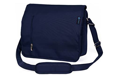 fecdf2feef3c3 Soflex Unisex Crossbody Sling Messenger Bag Blue (H06N3)  Amazon.in  Shoes    Handbags