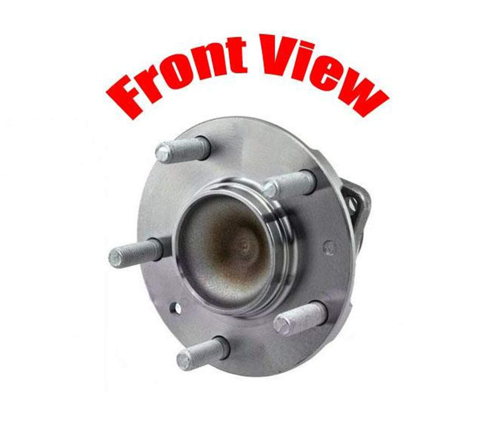 ONE New Front Wheel Hub Bearing for Mazda RX8 Without Stability Control 04-11 by Mac Auto Parts