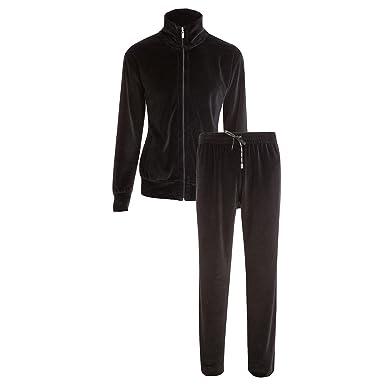 Jockey®, Nicky Chándal, para Hombre, 50301 negro XXX-Large: Amazon ...