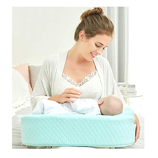 LVLONG Almohada compacta de la Lactancia Materna, la Mujer ...