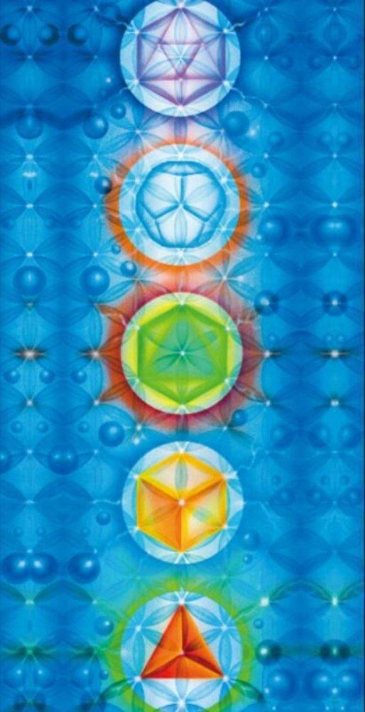 Agneta Rainbow Tapestry with Tassels Yoga Chakra Mats Beach Towel 1688