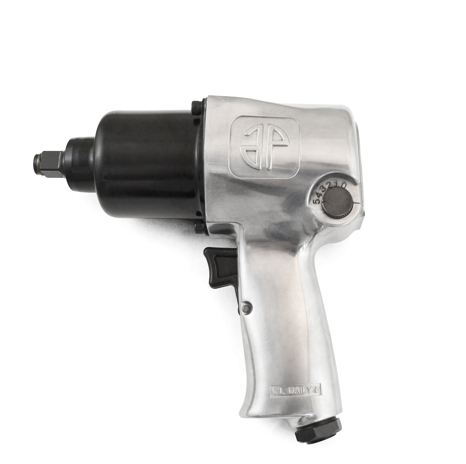Astro 1812 1/2-Inch Super Duty Impact Wrench, Twin Hammer