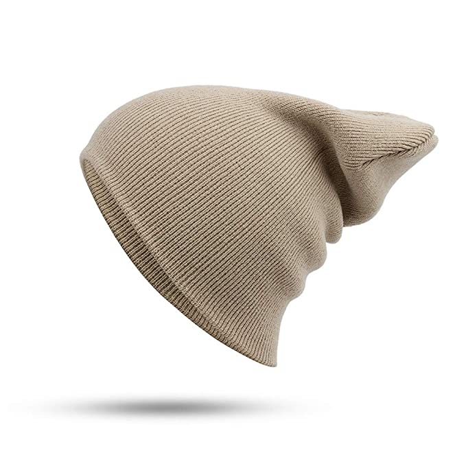 ebe9286921e Image Unavailable. Image not available for. Color  SANOMY Unisex Beanies Knit  Hat
