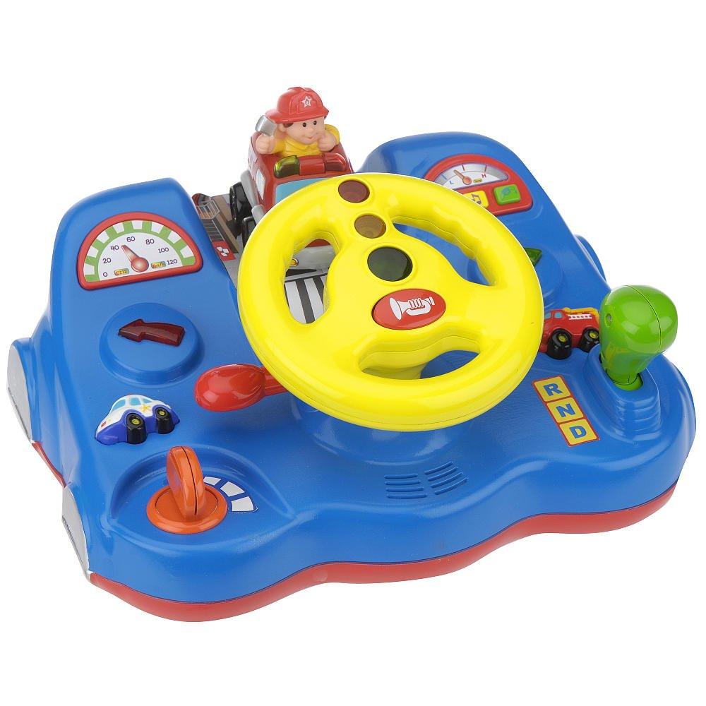 Amazon.com: Bruin Wacky Sonidos Rescue tablero de driver: Baby