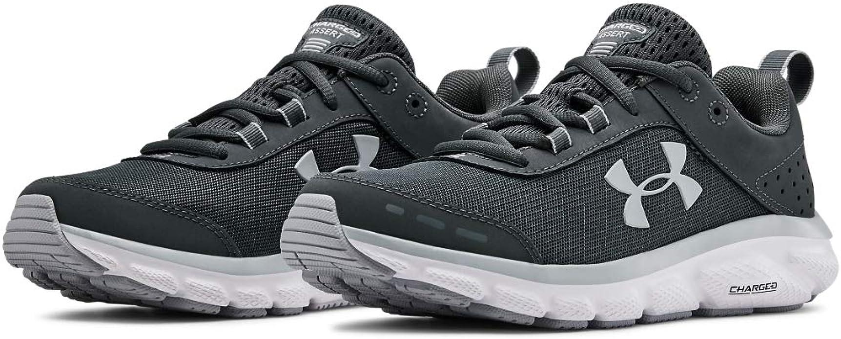 Under Armour 安德玛 UA Charged Assert 8 女子跑步运动鞋 35.5码1.8折$16 海淘转运到手约¥213