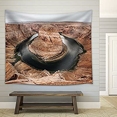 Horseshoe Bend?Page Arizona?USA Fabric Wall, Classic Artwork, Amazing Creative Design