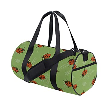 Reopx Bolsas Deportivas para Mujeres Kawaii Outdoor Creepy ...